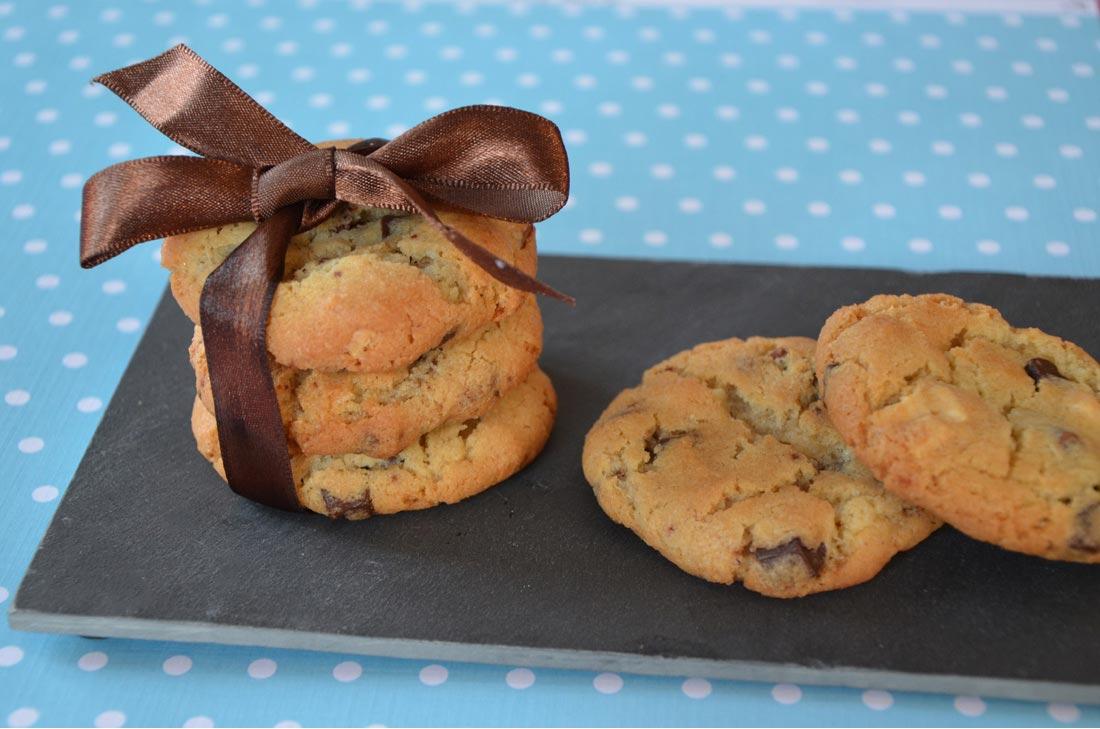Recette facile de cookies au chocolat fait maison et inratables
