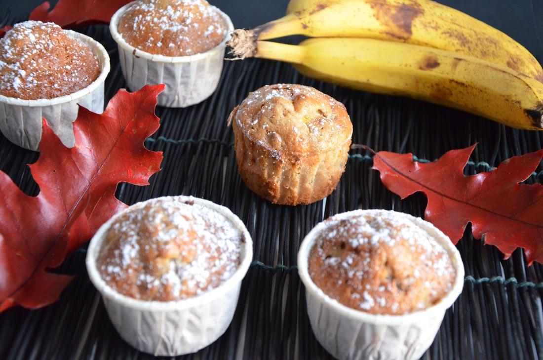 muffins des sportifs et des gourmands