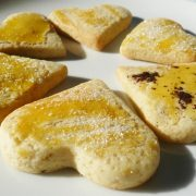 Biscuits nature façon sablés bretons