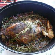 délicieuse recette de gigot d'agneau de 7 heures