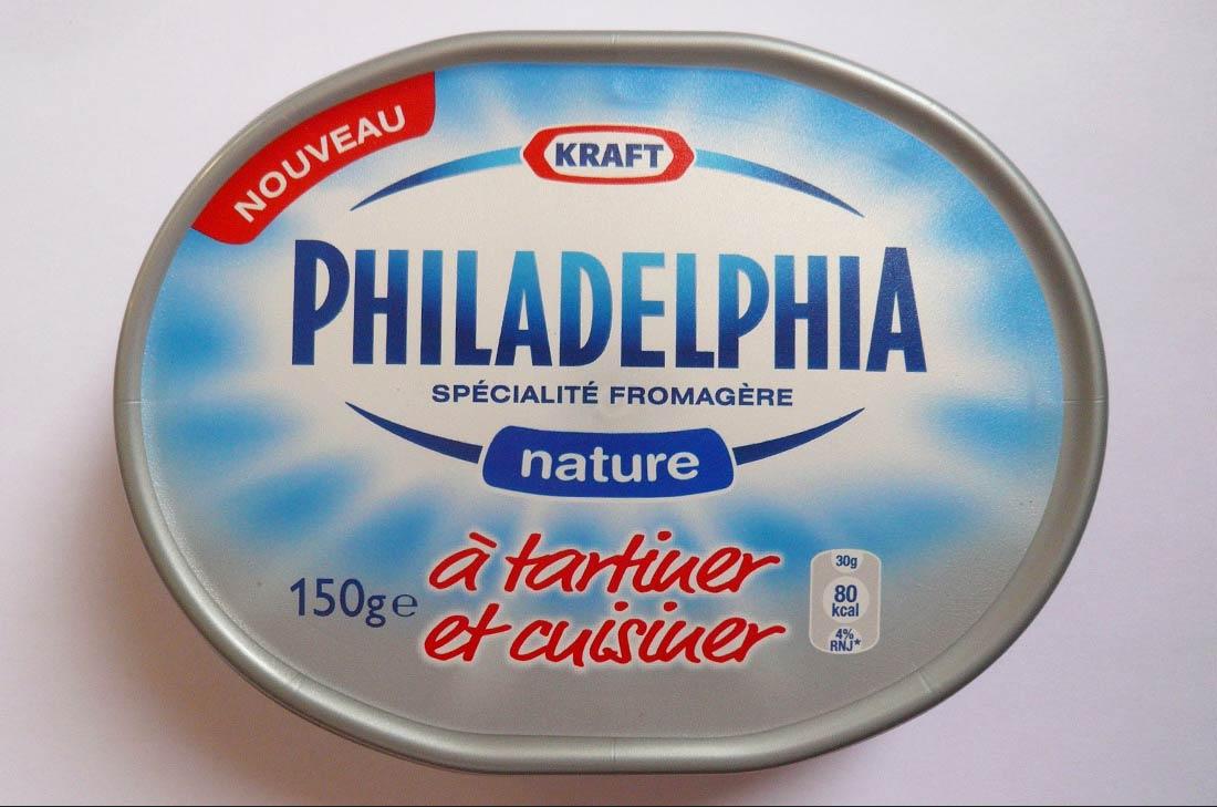 Spécialité fromagère Philadelphia