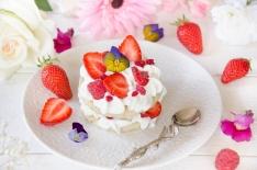 Délicieux sablés fraises framboises et lavande, une délicieuse recette pour la fête des Mères