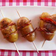 Bouchées de pommes de terre