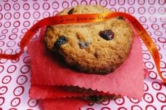 cookies cranberries noix de pécan