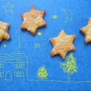 des Étoiles au sésame et au parmesan : un super recette pour l'apéritif
