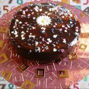 Recette de gâteau chocolat patate douce