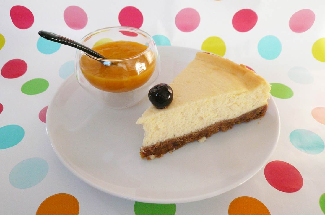 the real cheesecake, la vraie et ultime recette de cheesecake américain