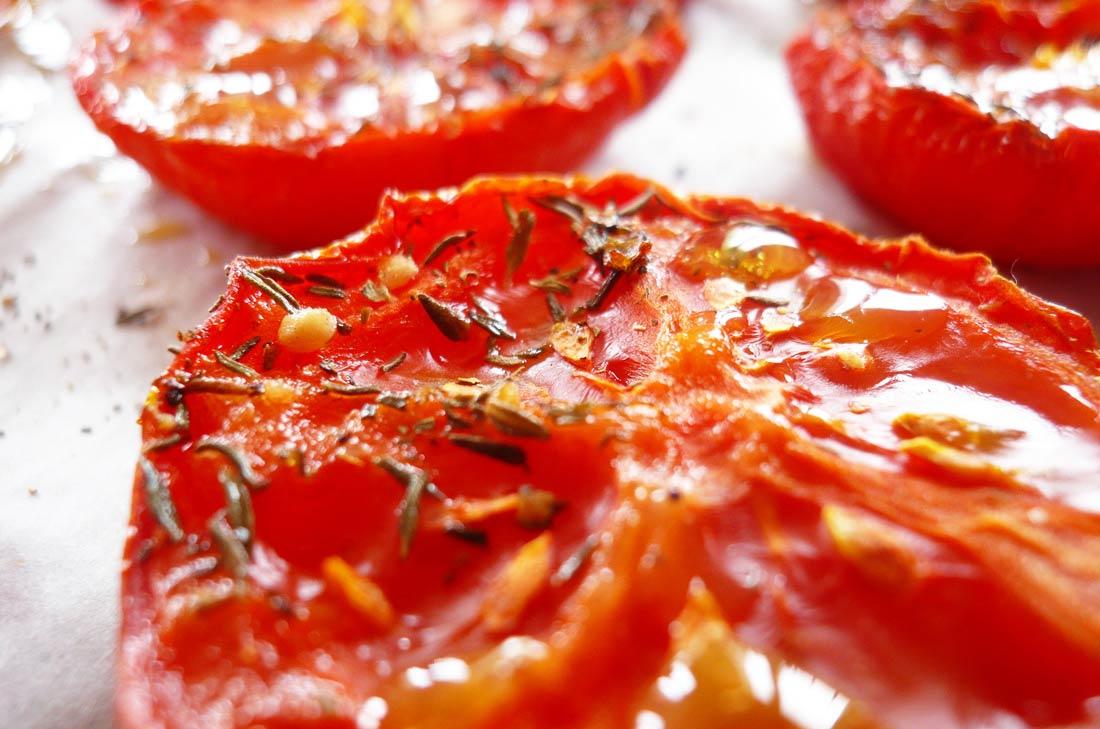 recette de tomates confites maison