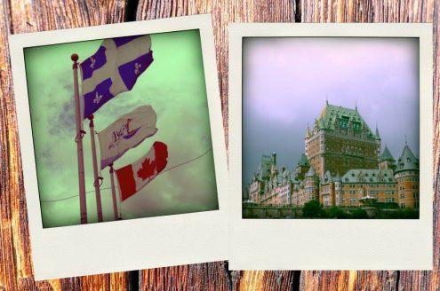 nos souvenirs du Québec