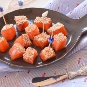 bonbons de saumon