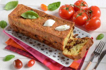 cake mozzarella tomate