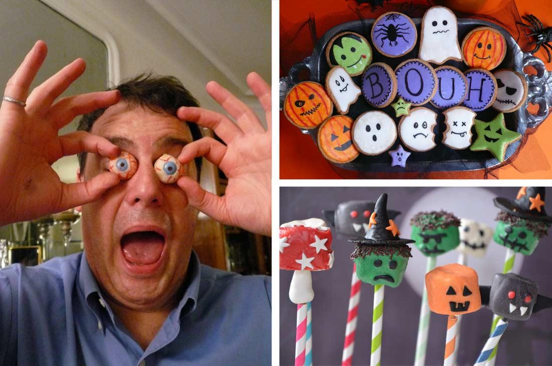 Idées de décoration et de recettes pour Halloween