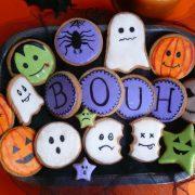 sablés Halloween
