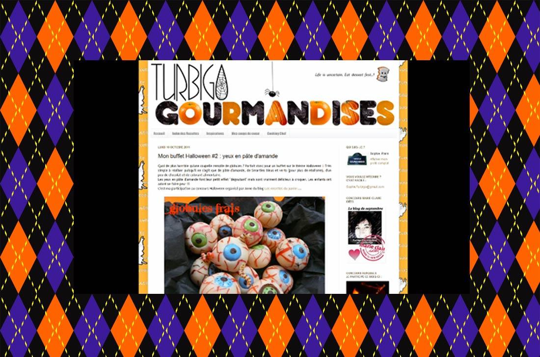 Turbigo Gourmandises A l'honneur chez Passion culinaire...