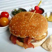 LE Hamburger de François from Québec