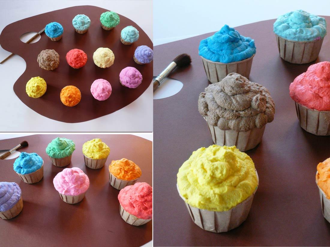 recette de cupcakes à la vanille