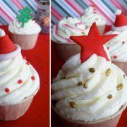 Cupcakes de Noël