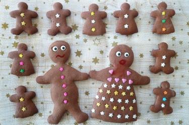 Gingerbread p'tit biscuit de Noël