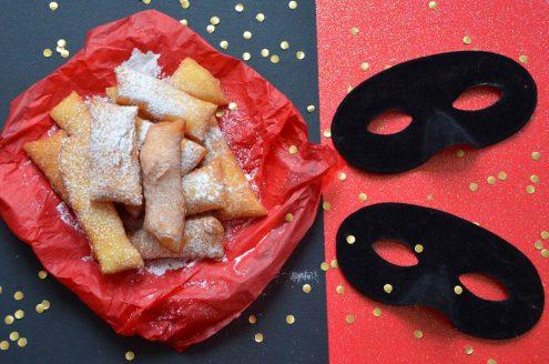 recette de bugnes délicieuses pour fêter Mardi Gras