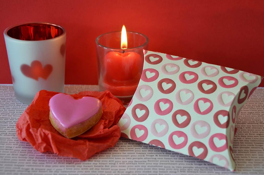 recette de calissons aphrodisiaques pour fêter la Saint Valentin