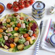 salade bretonne au pâté hénaff