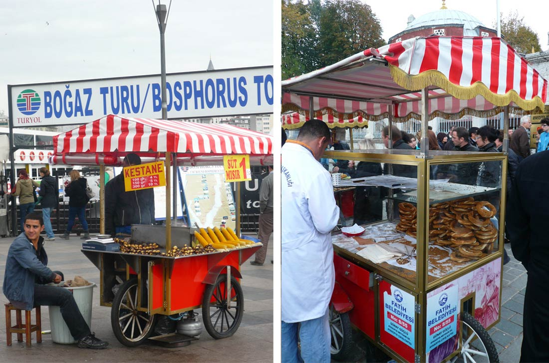 Turkish delights à Istanbul