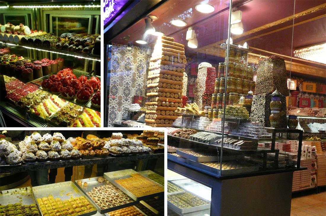 Photos de vacances à Istanbul
