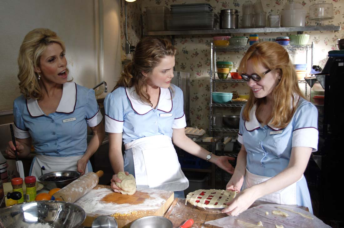 waitress, un film d'Adrienne Shelly avec Keri Russel