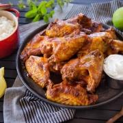 chicken wings ou ailes de poulet