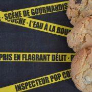 cookies chocolat noisettes croustillant