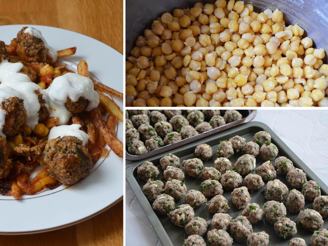Recette turque de boulettes de boulghour