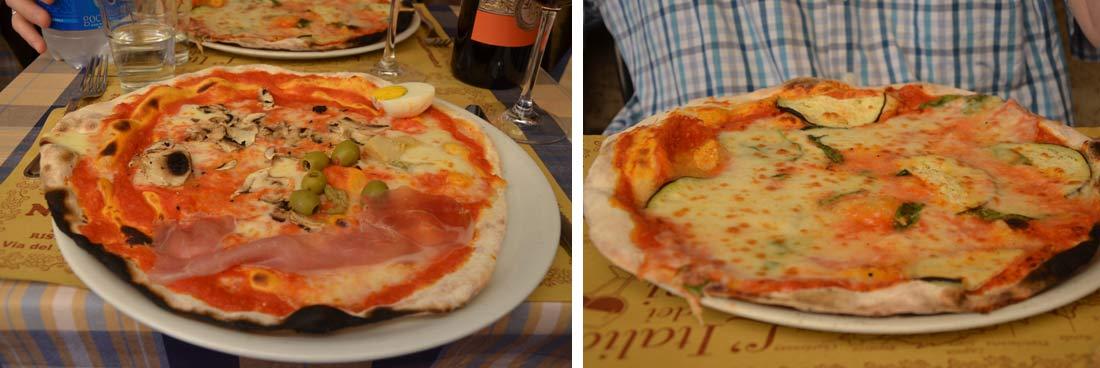 Pizzas navona