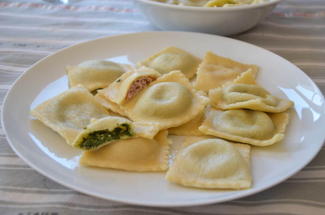 recette de raviolis fait maison