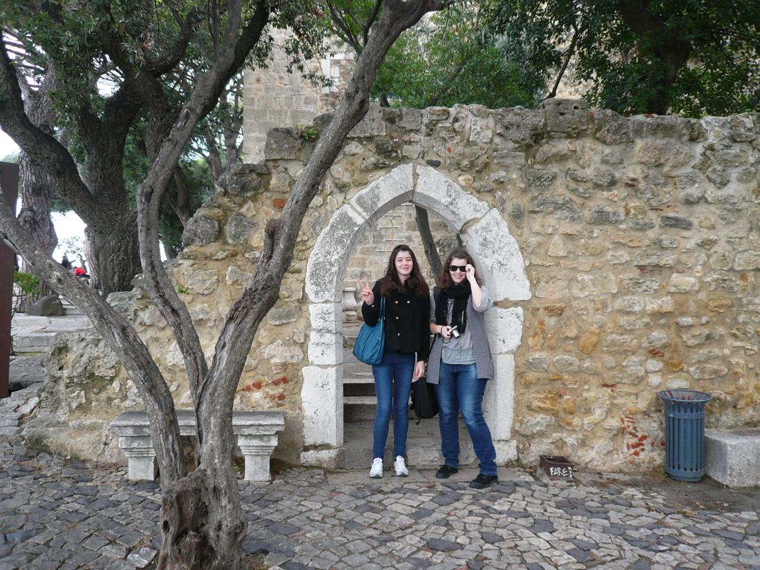 Les Filles à Lisbonne