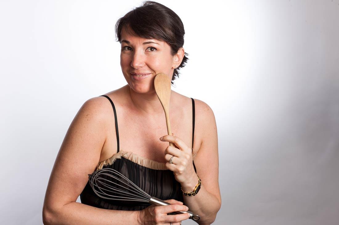 Sophie Seïté, créatrice du blog Turbigo Gourmandises