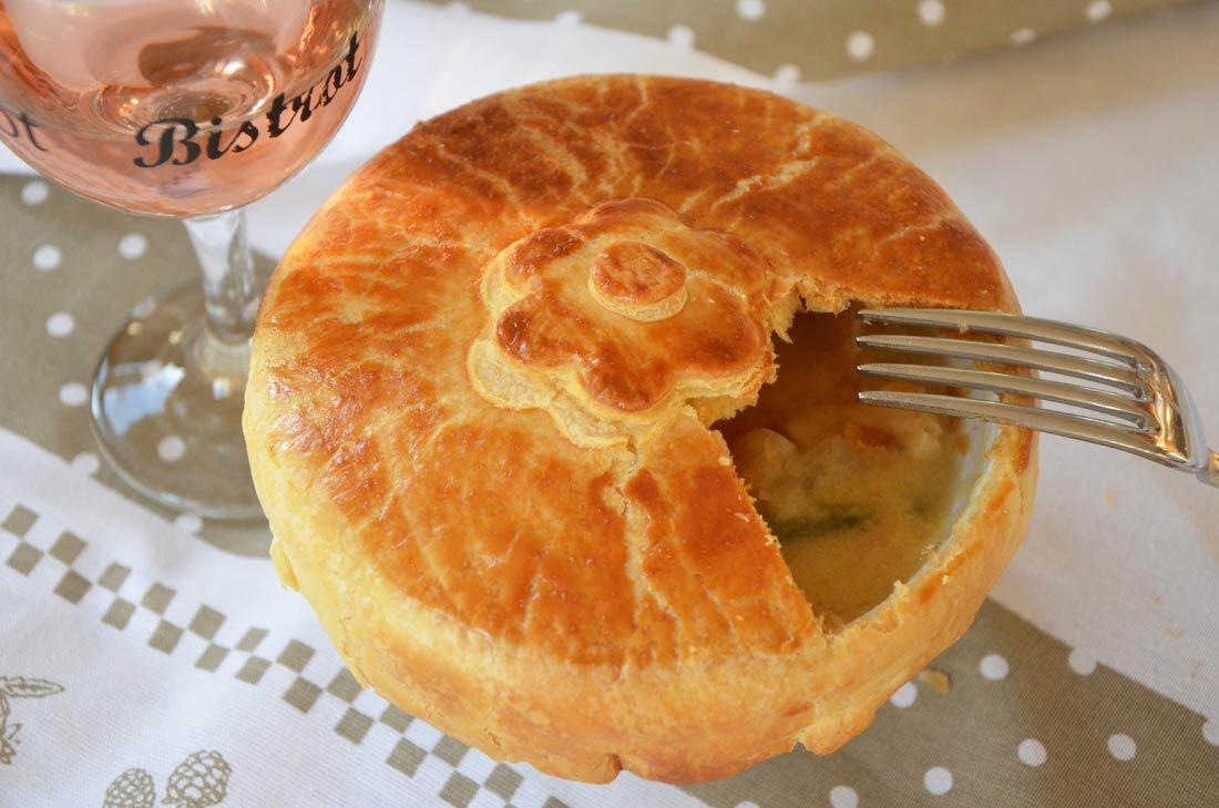 savoureuse recette de pot pie au poulet et aux patates douces