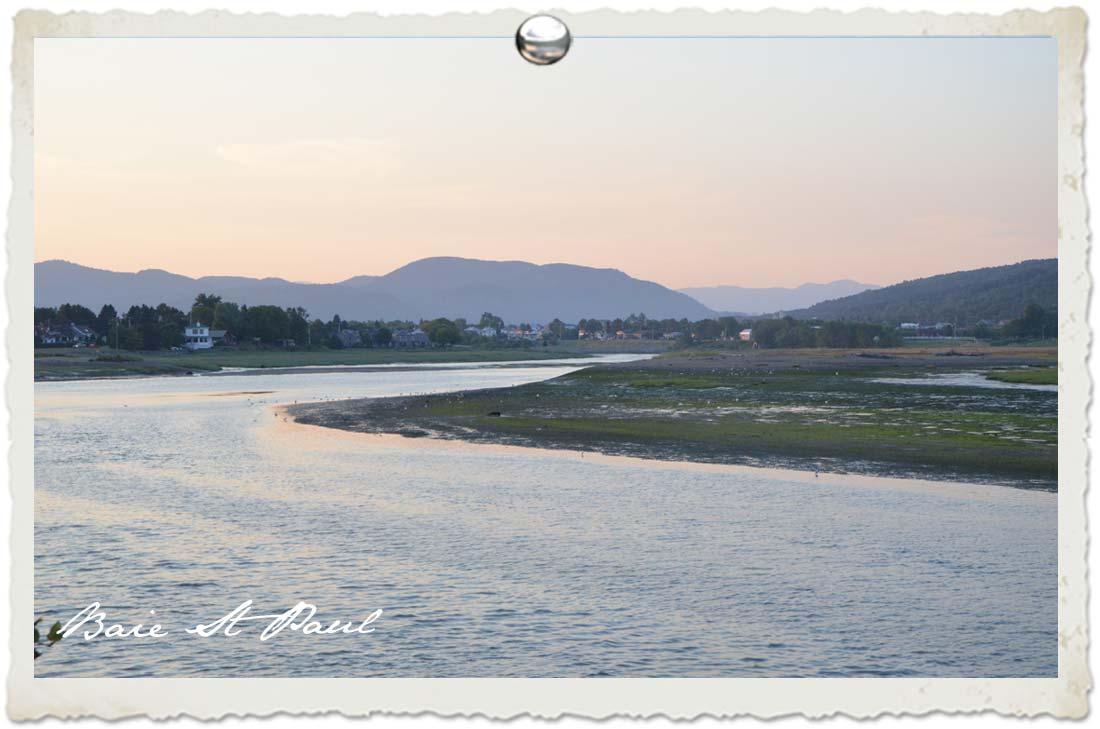 Voyage gourmand au Québec : le parc national des Gorges de la rivière Malbaie