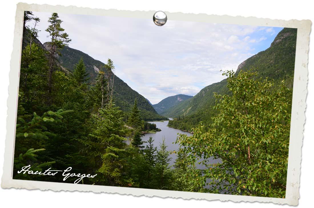 Voyage gourmand au Québec : les hautes Gorges