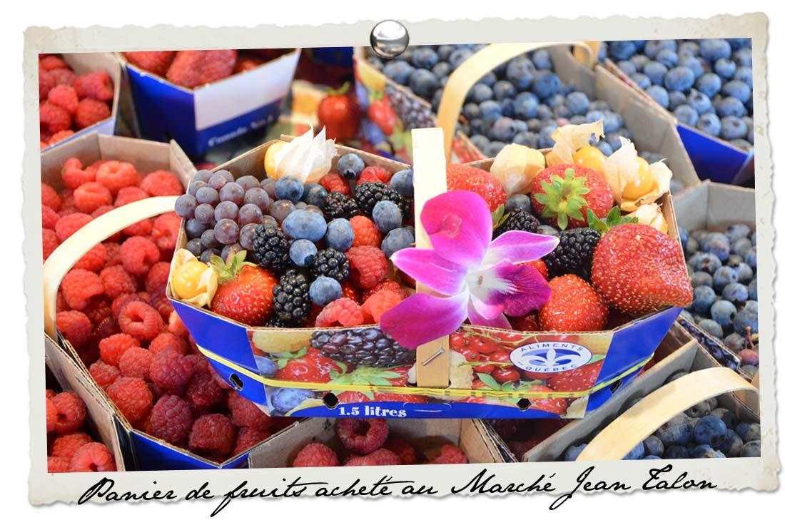 Voyage gourmand au Québec : la marché Jean Talon