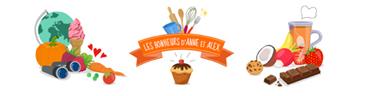 blog Les bonheurs d'Anne et Alex