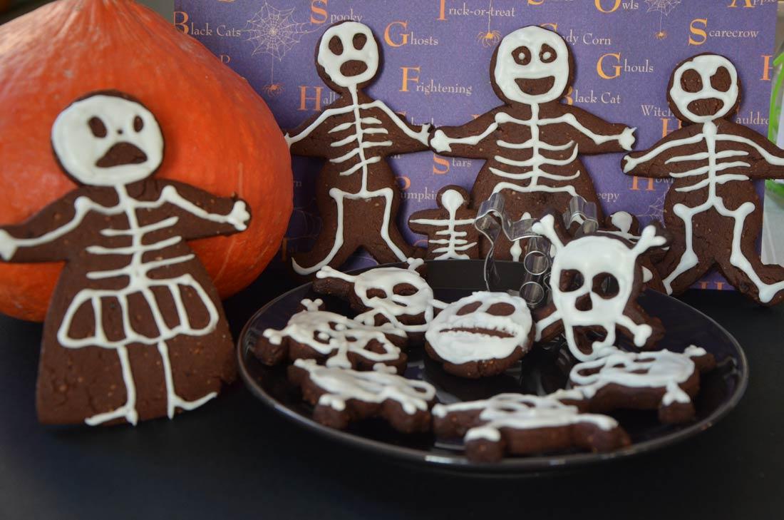 Envie de biscuits maison pour Halloween ?