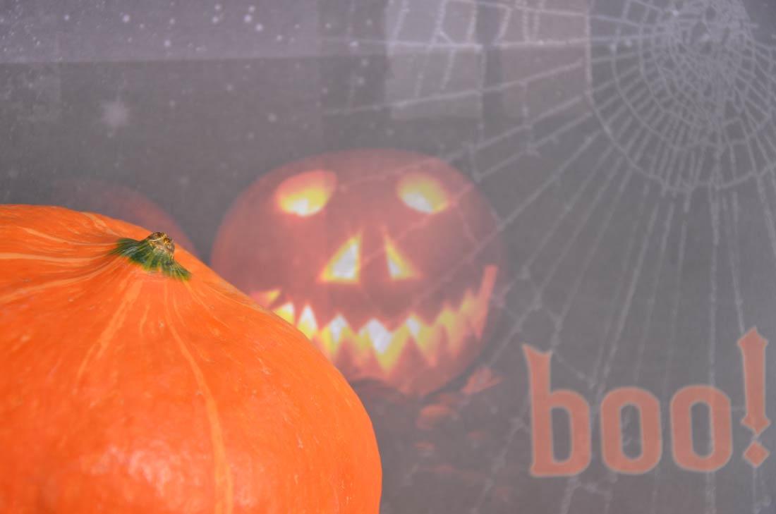 recette de soupe potimarron Halloween