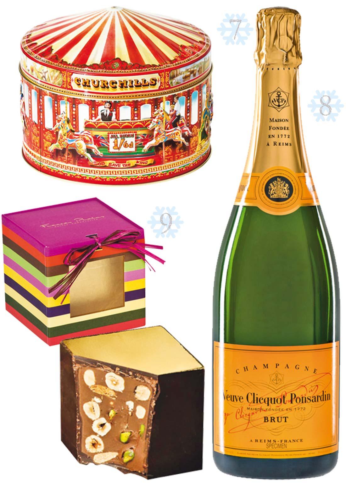 Noël 2012 chez Monoprix : une sélection d'articles à offrir ou à dévorer
