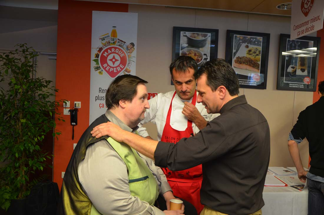 Salon du blog culinaire 2012