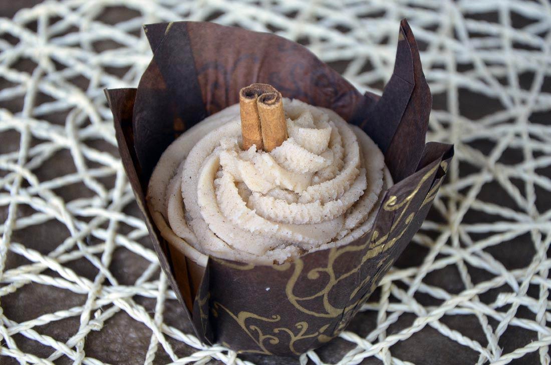 délicieuse recette de cupcakes à la cannelle