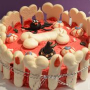 gâteau HallOSween