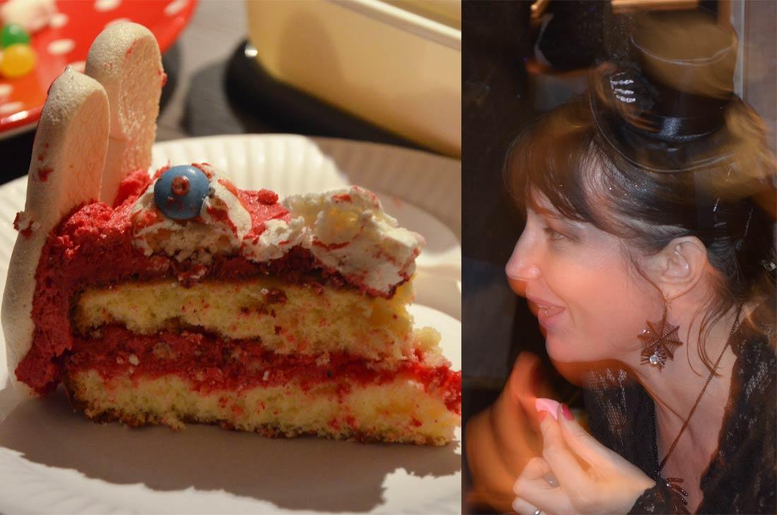 gâteaux Halloween : une super recette à base de crème au beurre et de meringues