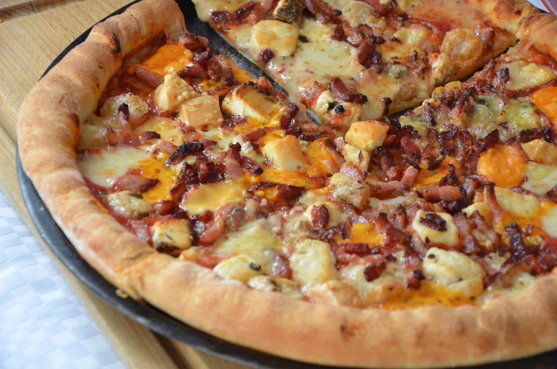 pâte à pizza facile à faire : il ne vous restera plus qu'à les garnir à votre goût !