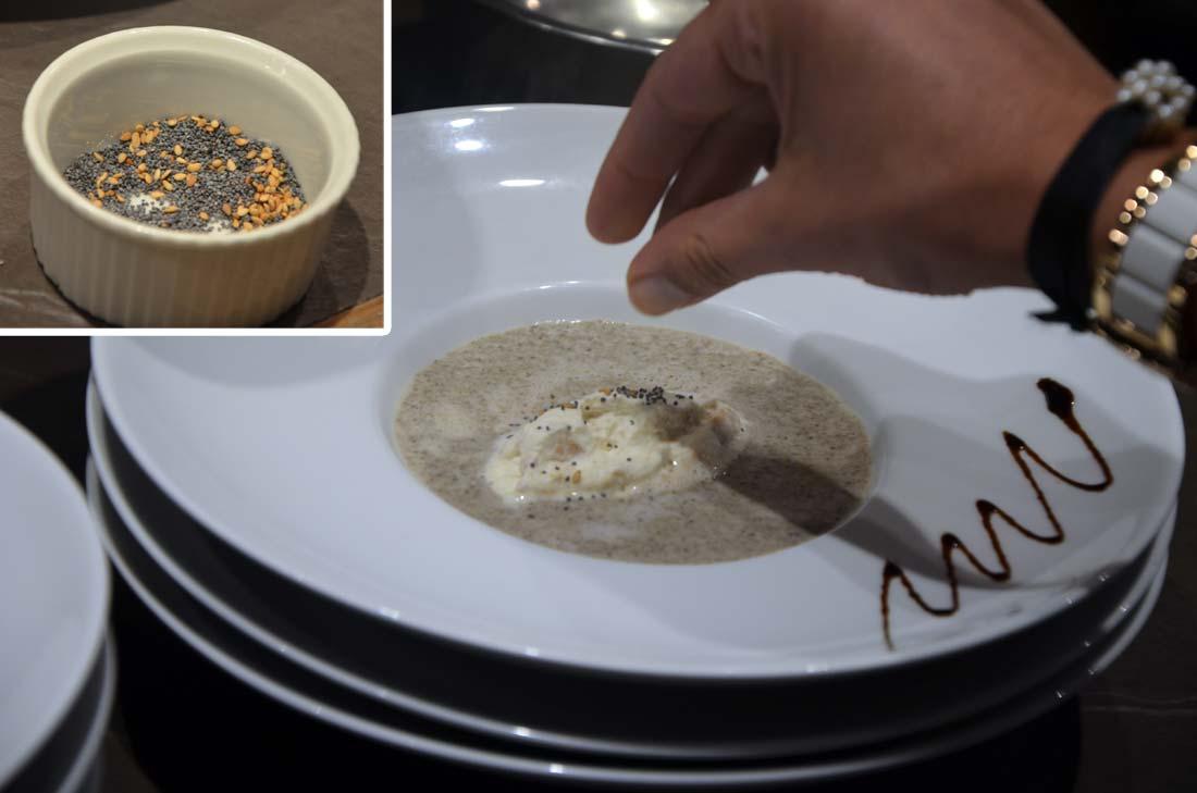 pastillas de confit de canard aux figues cuisinée avec l'équipe de CuisineAZ