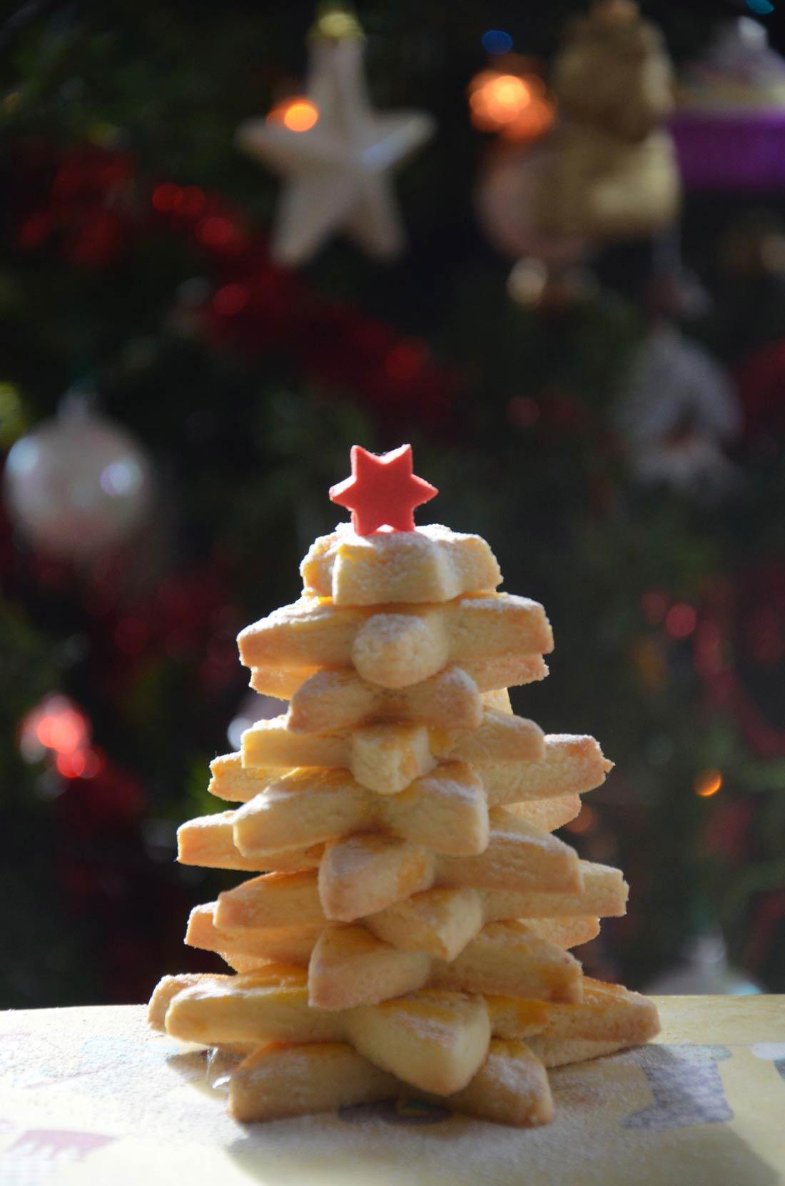 la recette de butterbredele alsaciens : un super cadeau gourmand pour les fêtes de Noël